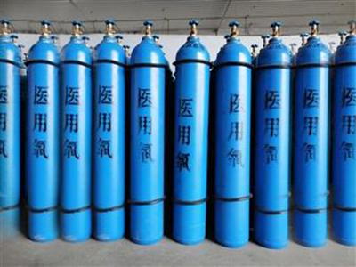 新疆乌鲁木齐医用瓶装氧气