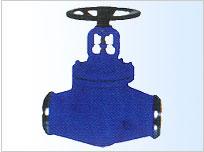 德标、国标对焊式波纹管截止阀