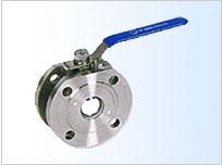Q71F/H超薄型对夹球阀