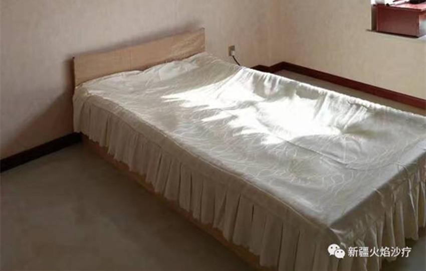 新疆沙疗床价格