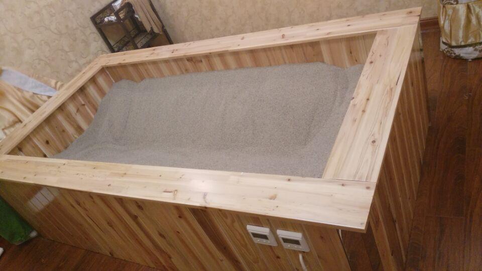 新疆沙疗床