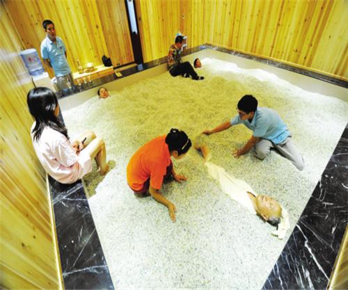 室内沙疗房