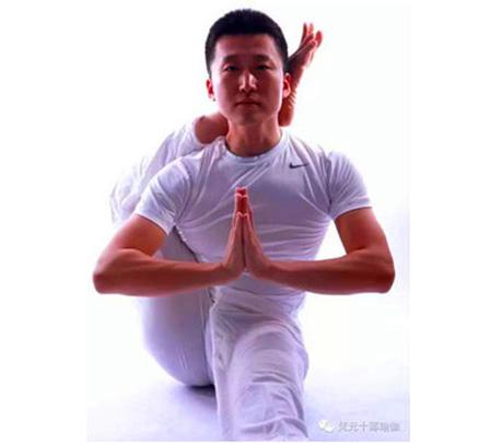 新疆瑜伽培训
