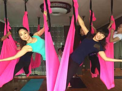 乌鲁木齐瑜伽教练培训