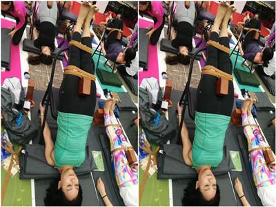 乌鲁木齐瑜伽专业培训