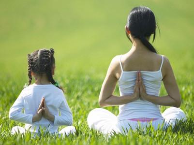 亲子瑜伽培训