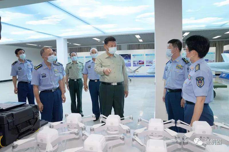 习 近平:加强无人机专业建设,加强实战化教育训练,加快培养无人机运用和指挥人才