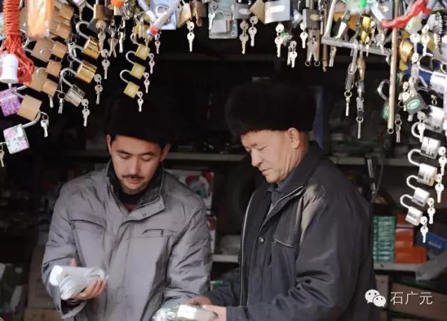 新疆人文摄影作品