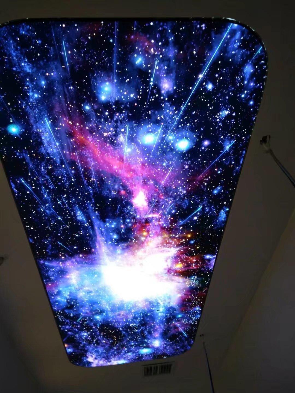 星光软膜天花