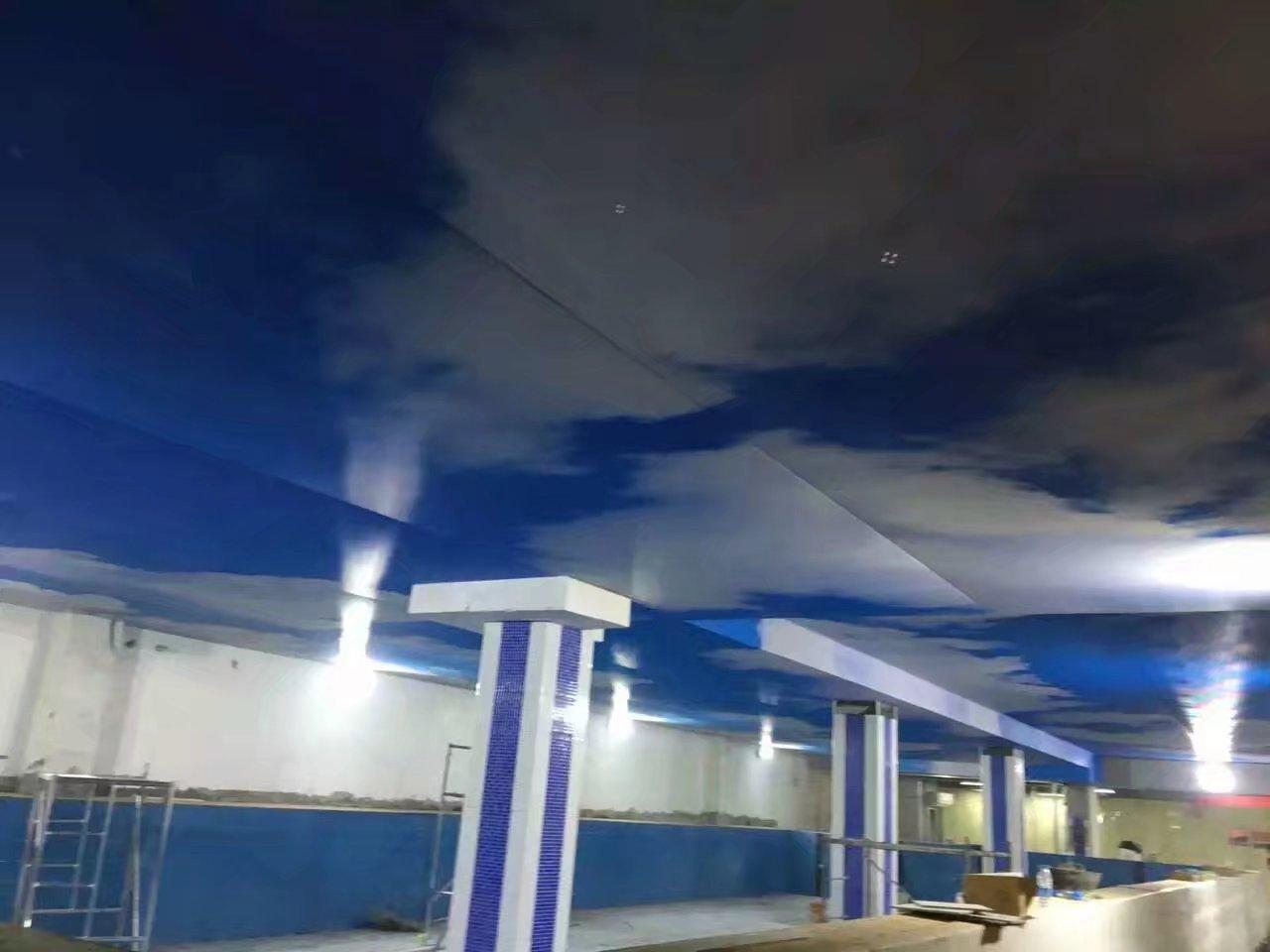 游泳馆吊顶安装公司
