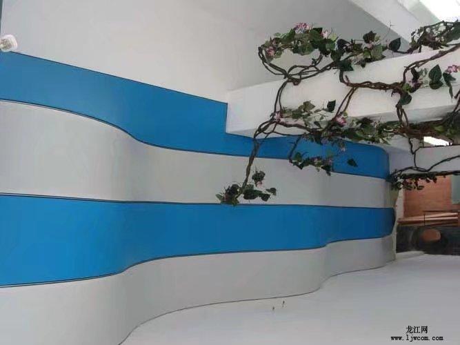 游泳馆吊顶制作