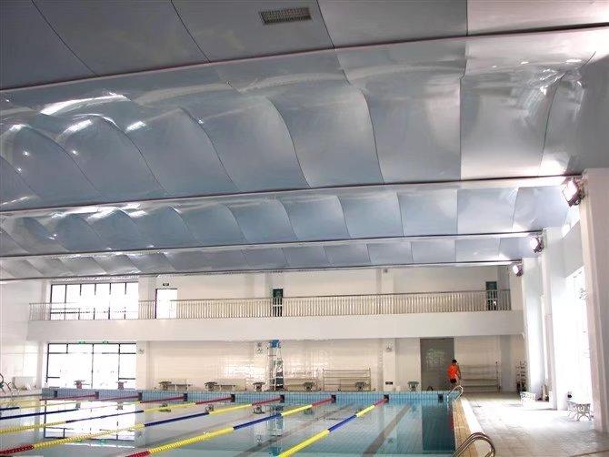 游泳馆系列吊顶制作