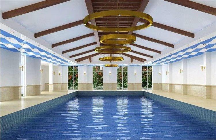 游泳馆系列吊顶设计