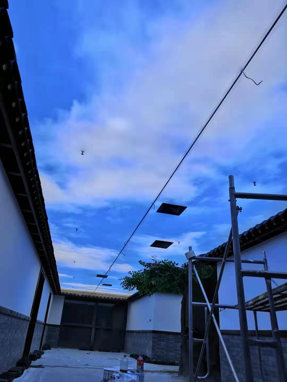 蓝天白云软膜天花系列