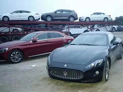 新疆私家汽车托运