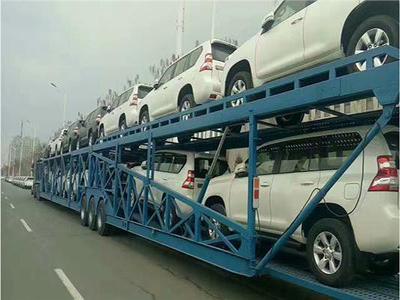 新疆轿车托运物流