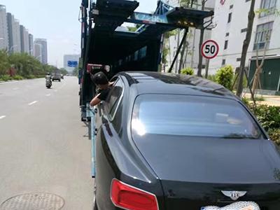 新疆私家车托运