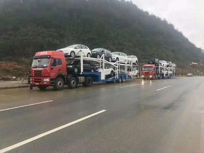 乌鲁木齐专业轿车托运