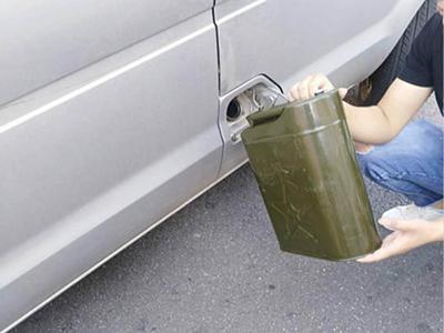 道路救援送油