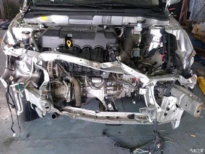 事故车维修