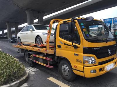 车辆救援拖车