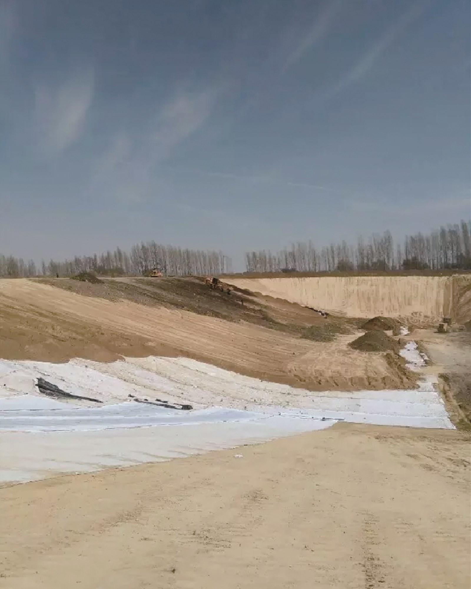 浙江第一水电建设集团新疆伊犁河北岸干渠工程项目