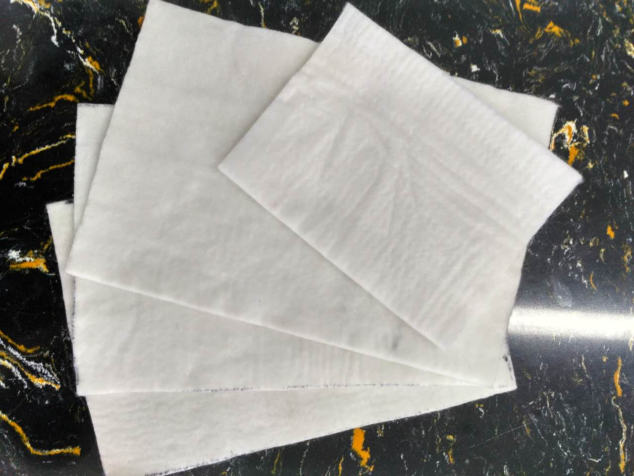 长丝纺棉针刺土工布