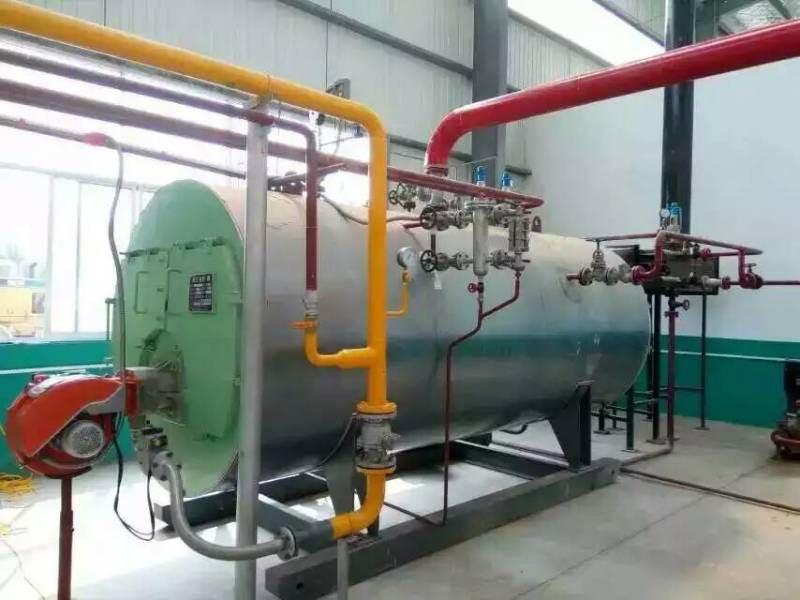 乌鲁木齐燃气蒸汽锅炉
