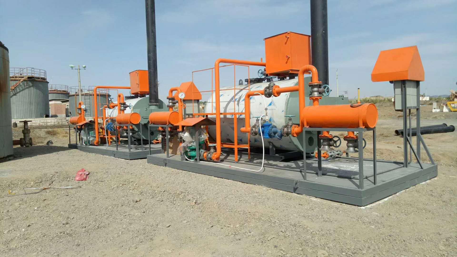 燃气 热水锅炉
