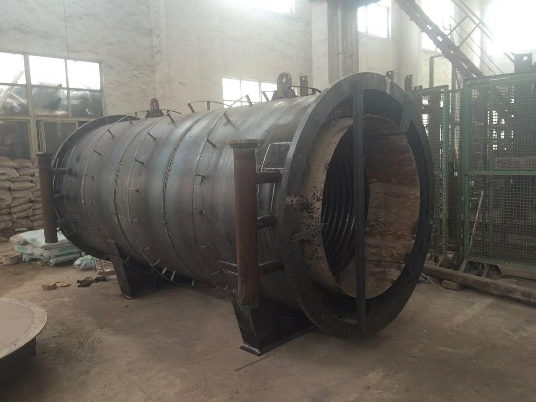 新疆燃气导热油锅炉