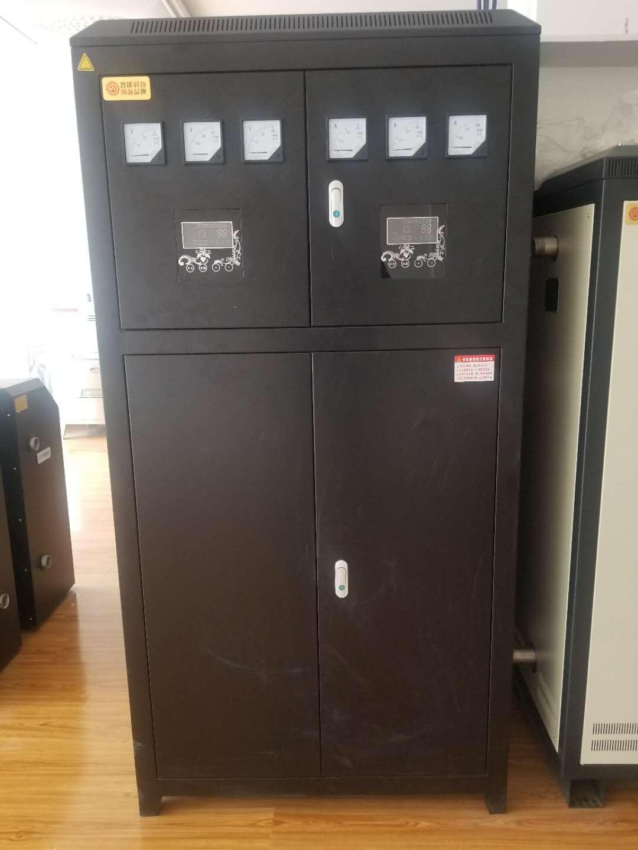 电阻炉安装