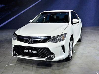 新疆丰田凯美瑞租车