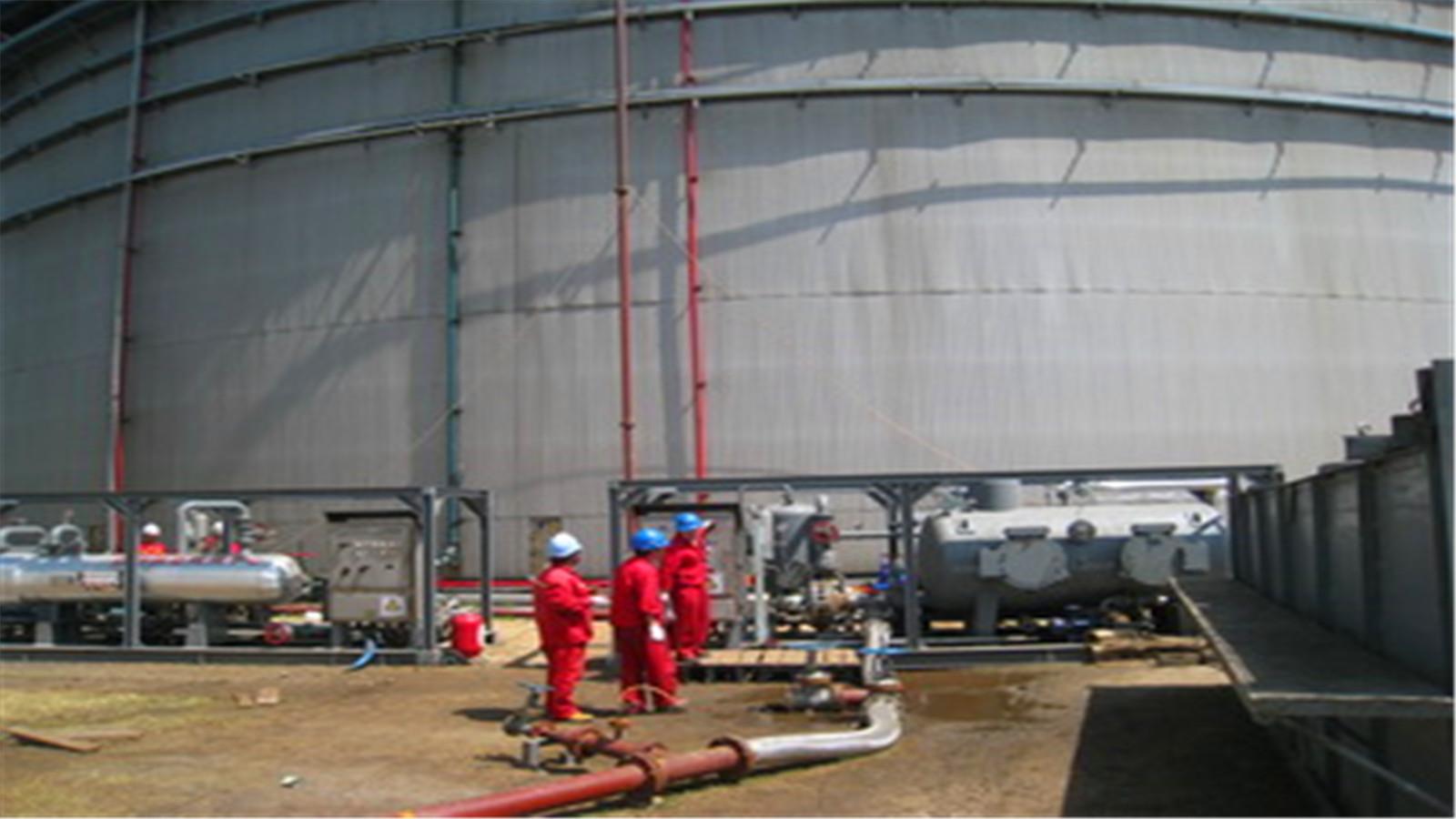 新疆工业设备化学清洗公司