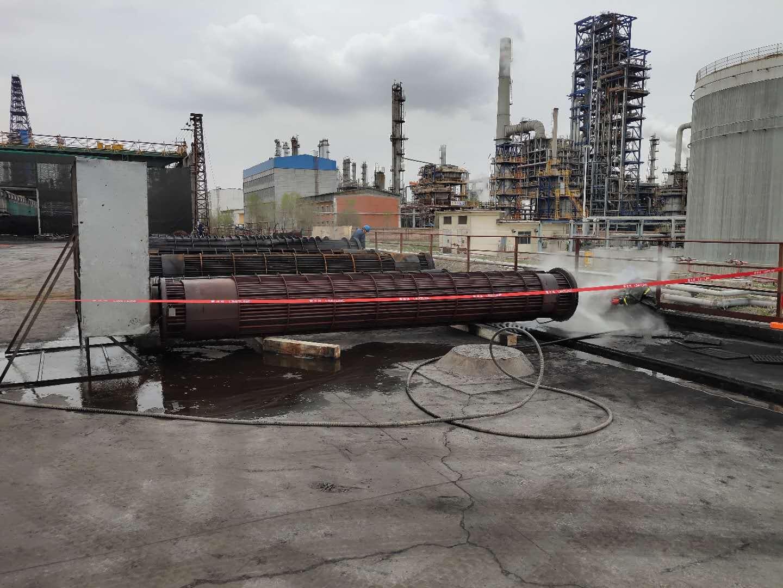 工业设备高压清洗