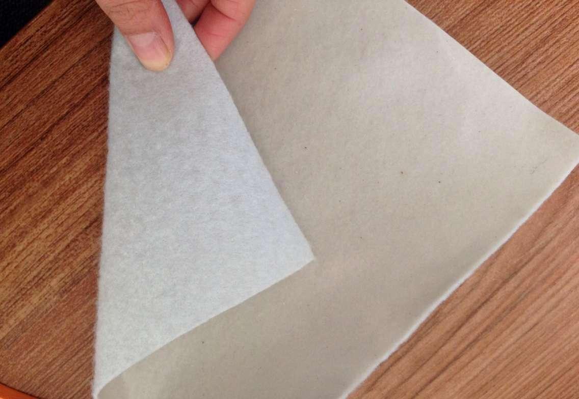 土工布材料