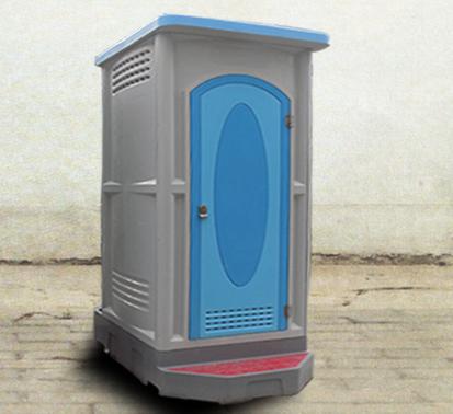玻璃钢移动厕所TJET-1203