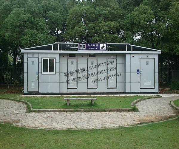 景区环保厕所TJET-614