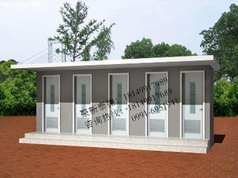精品环保厕所TJET-509