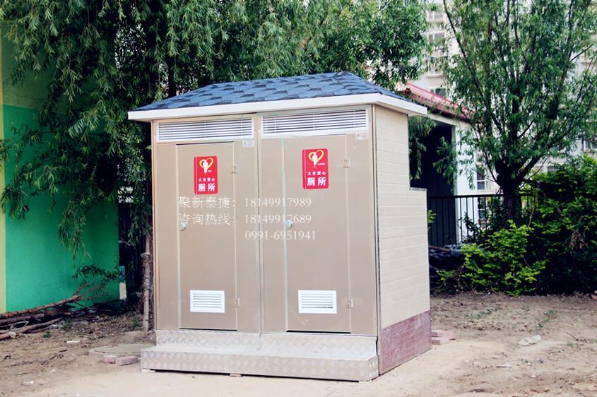 金属雕花板厕所TJET-204