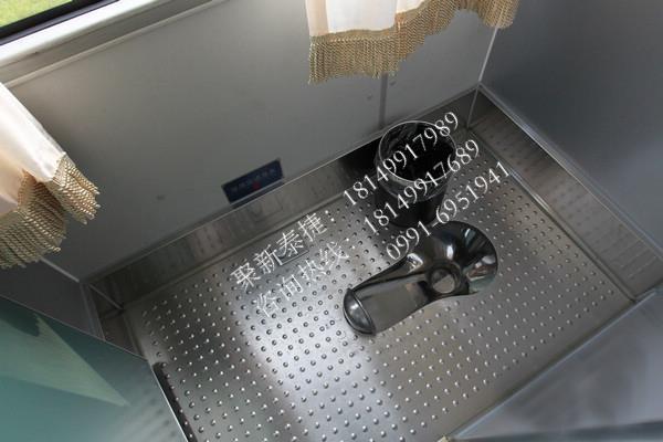 直排节水式厕所2