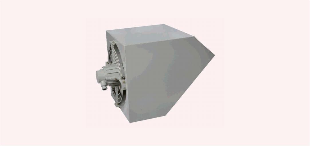 WEXD 系列防爆边墙风机(ⅡB、ⅡC)