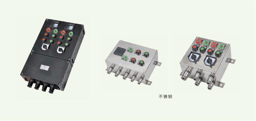 ZXF8044 系列防爆防腐控制箱(ⅡC、DIP)