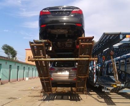新疆轿车托运物流公司