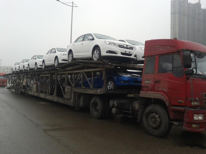 新疆汽车托运服务