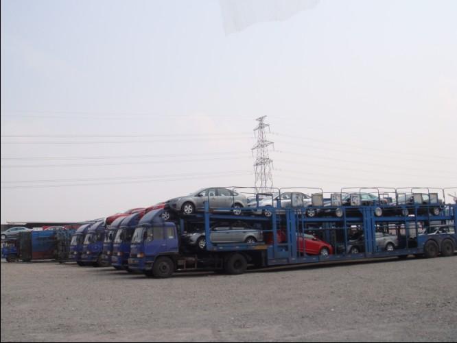 新疆轿车托运价格