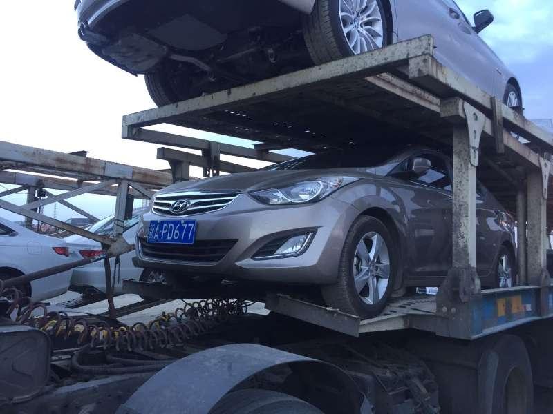 新疆托运轿车价格