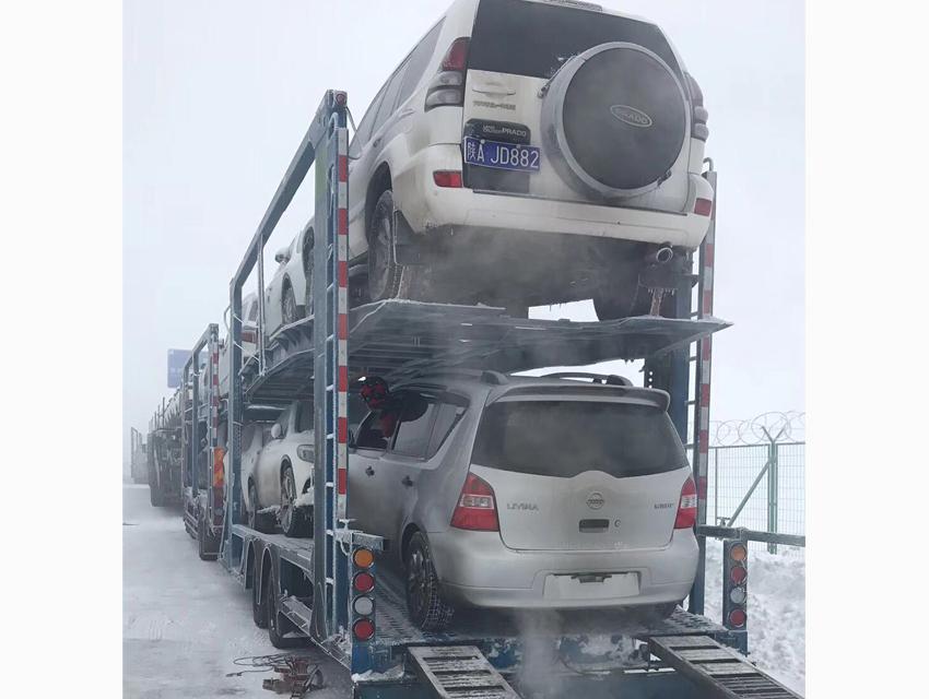 小轿车托运服务