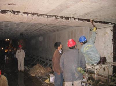 邀您和乌鲁木齐屋面防水堵漏公司师傅共同解说施工闭水试验