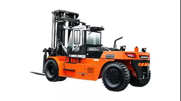 D180250S-7 内燃平衡重叉车