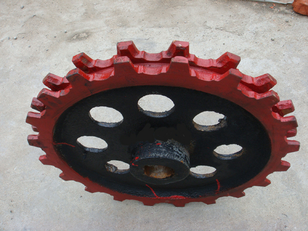 大型环形链轮